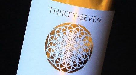 Thirty Seven Wines label